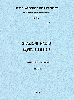 Stazioni radio AN_GRC 3-4-5-6-7-8 - Figure - 1970